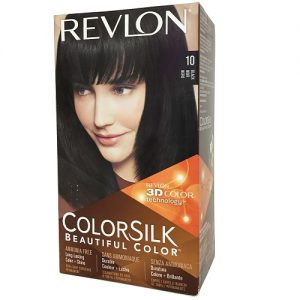 Revlon Color Silk #10 1N Black