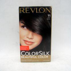 Revlon Color Silk #11 Soft Black