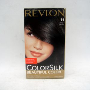 Revlon Color Silk #11 Soft Black