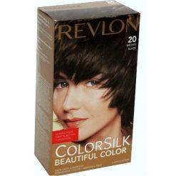 Revlon Color Silk #20 Brown Black