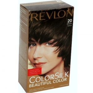 Revlon Color Silk #20 Brown Black
