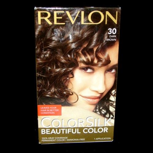 Revlon Color Silk #30 3N Dark Brown