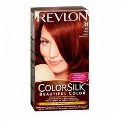 Revlon Color Silk #31 Dark Auburn