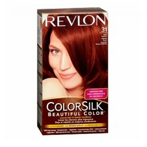 Revlon Color Silk #31 Dark Auburn