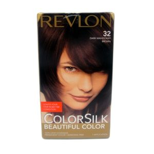 Revlon Color Silk #32 Drk Mahogany Brown