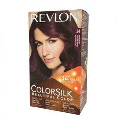 Revlon Color Silk #34 Deep Burgundy