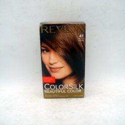 Revlon Color Silk #41 4N Md Brown