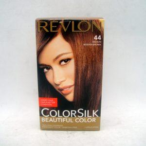 Revlon Color Silk #44 Md Reddish Brown