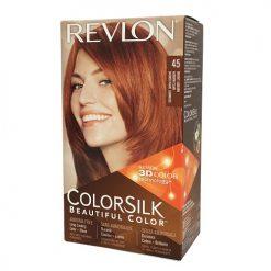 Revlon Color Silk #45 Bright Auburn