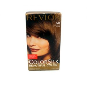 Revlon Color Silk #50 Light Ash Brown
