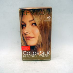 Revlon Color Silk #60 Dark Ash Blonde