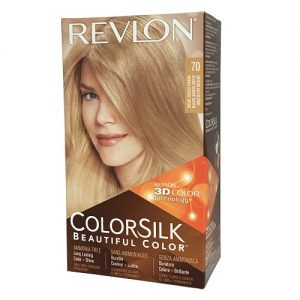 Revlon Color Silk #70 Md Ash Blonde