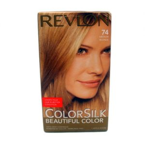 Revlon Color Silk #74 Medium Blonde