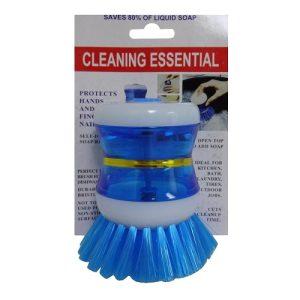Scrubber W-Soap Dispenser