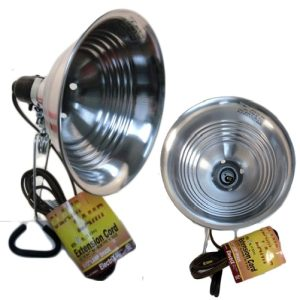 Spot Light W-6ft Cord AND 8.5 Reflector
