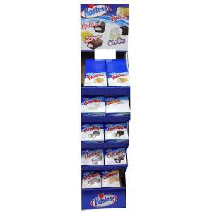 Hostess Asst Snack Display