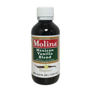 Molina Mexican Vanilla Blend 4.0oz