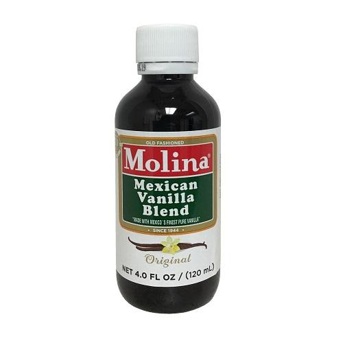 Molina Mexican Vanilla Blend 4 0oz