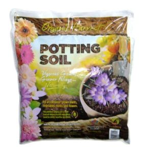 Organic Harvest Potting Soil 4 Qrts