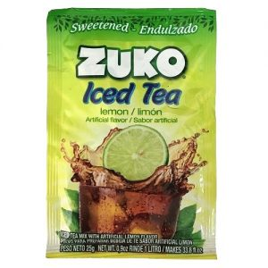 Zuko Drink Mix Ice Tea Lemonade 0.9oz