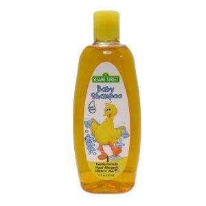 Sesame Street Baby Shampoo 10oz Reg