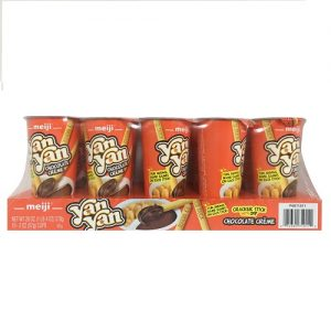 Yan Yan Choc Creme W-Cracker Stick 2oz
