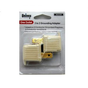 Grounding Adapter 2pk