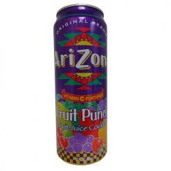 Arizona 23oz Fruit Punch + CRV