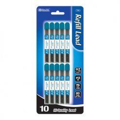 Mechanical Pencil Leads  0.7mm 10pk