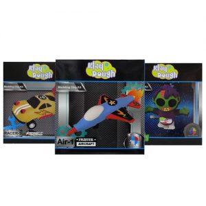 Klay Dough Modeling Toy Kit Asst