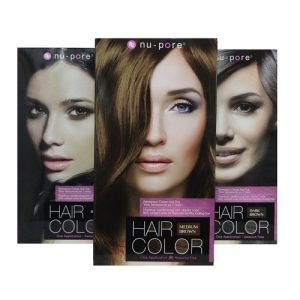 Nu-Pore Hair Color 1 Applicator Asst PDQ