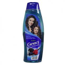 Caprice Shampoo 760ml  Agua De Coco +
