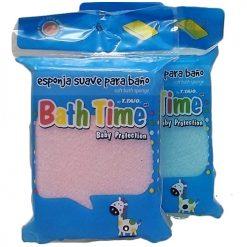 Bath Time Baby Protection Sponge 1pc