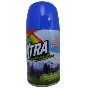 Xtra Air Freshener 5oz Mountain Rain