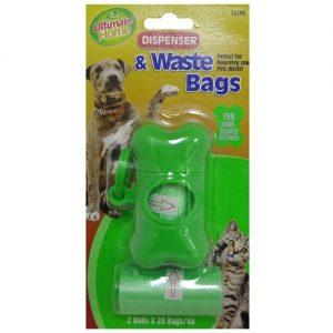 Pet Dispenser & Waste Bags