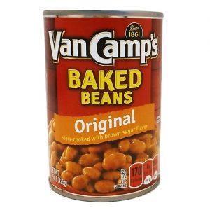 Van Camps Baked Beans 15oz Orig