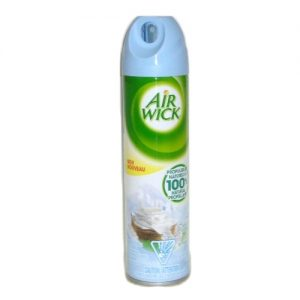 Airwick Aerosol 8oz Cool Linen AND Wht Lil