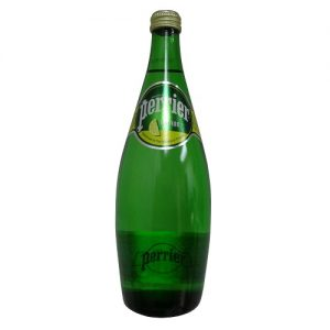 Perrier Sprklng Min Water Lemon 750ml