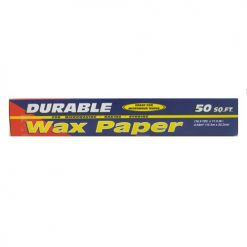 Durable Wax Paper 12in 50ft