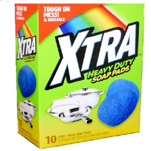 Xtra Heavy Duty Soap Pads 10ct
