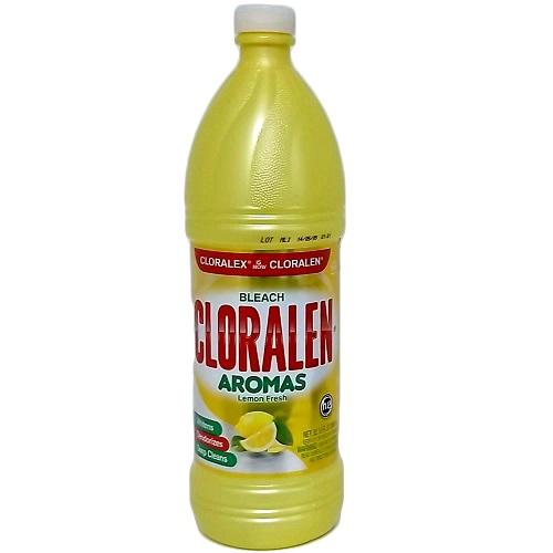 Cloralen Bleach 32.12oz Citrus Fresh