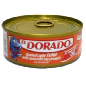 El Dorado Tuna In Veg Oil 5oz