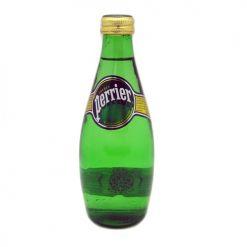 Perrier Sprklng Min Water Reg 330ml Glas