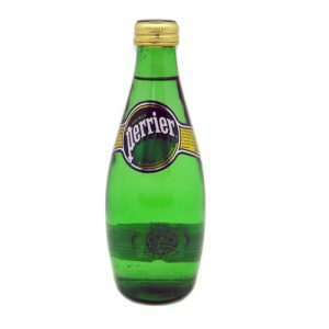 Perrier Sprklng Min Water Reg 330ml Glas