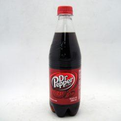 Dr. Pepper Soda 16.9oz PET Bottle