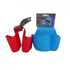 Sink Caddy Asst Clrs Plastic