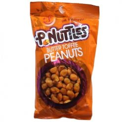 P-Nuttles Butter Toffee Peanuts 5.oz