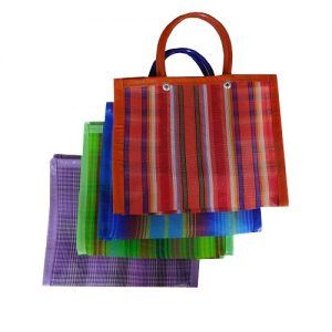 Mexican Mini Shopping Bags Asst