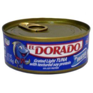 El Dorado Tuna In Water 5oz