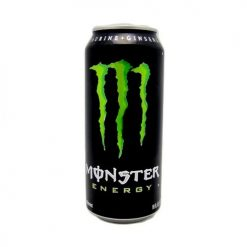 Monster Energy Drink 16oz Green